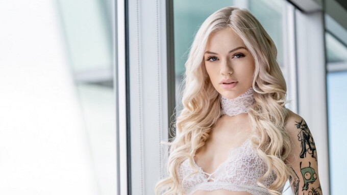 Alex Grey Named Newest Vixen Angel