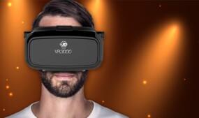 VR3000 Upgrades User Interface, Site Design