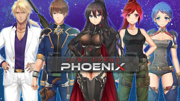 Nutaku Lets Players Survive the Dystopia in 'Echo Tokyo: Phoenix'