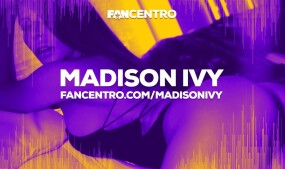 Madison Ivy Joins FanCentro