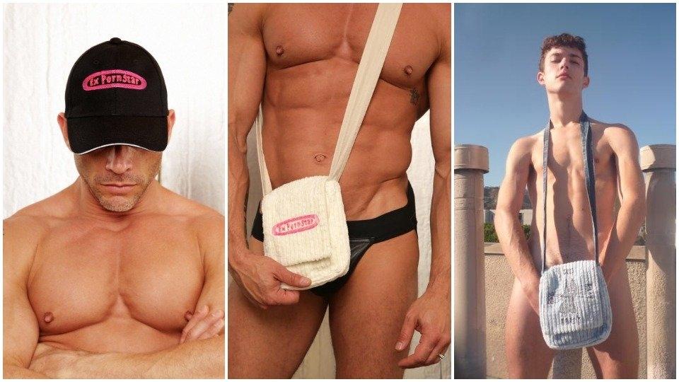 Tom of Finland Stocks New 'Ex PornStar' Caps, Bags