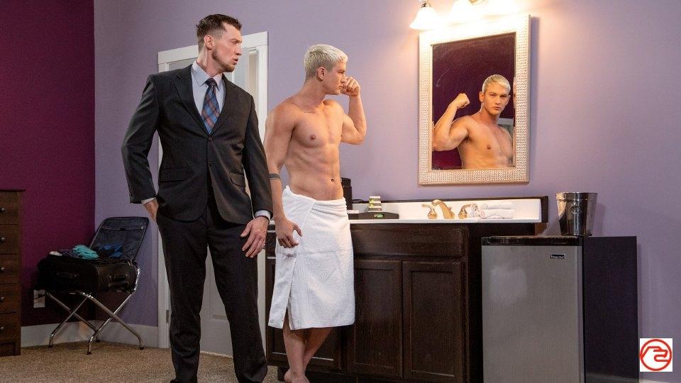 Pierce Paris, Jay Dymel Check Into 'Room 106' for Falcon