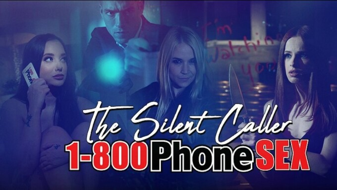 Sarah Vandella Returns for Digital Playground's 'The Silent Caller' Climax