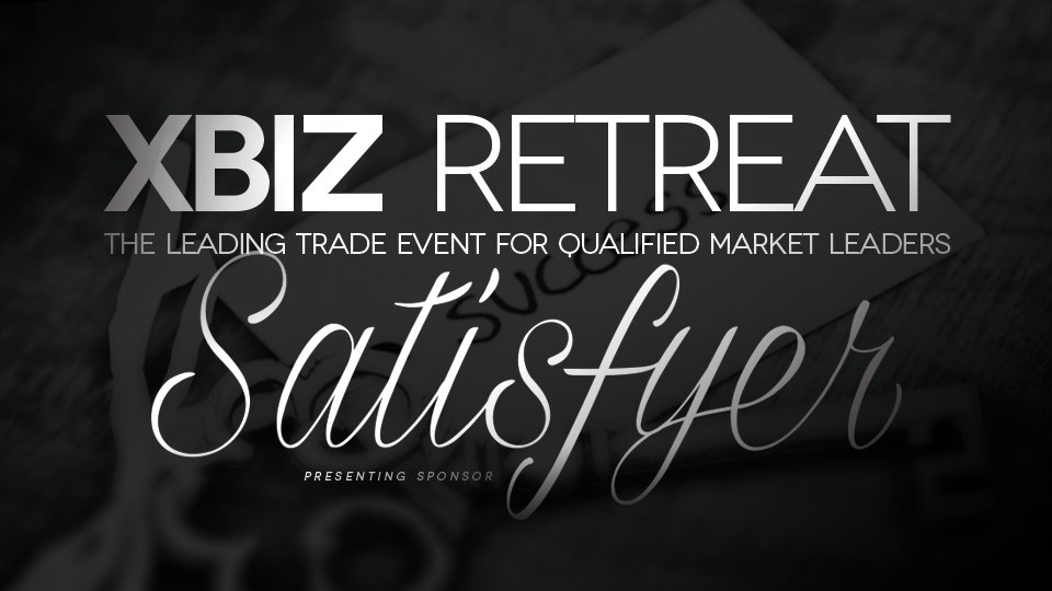 Satisfyer Seizes Presenting Sponsorship of XBIZ Retreat Miami