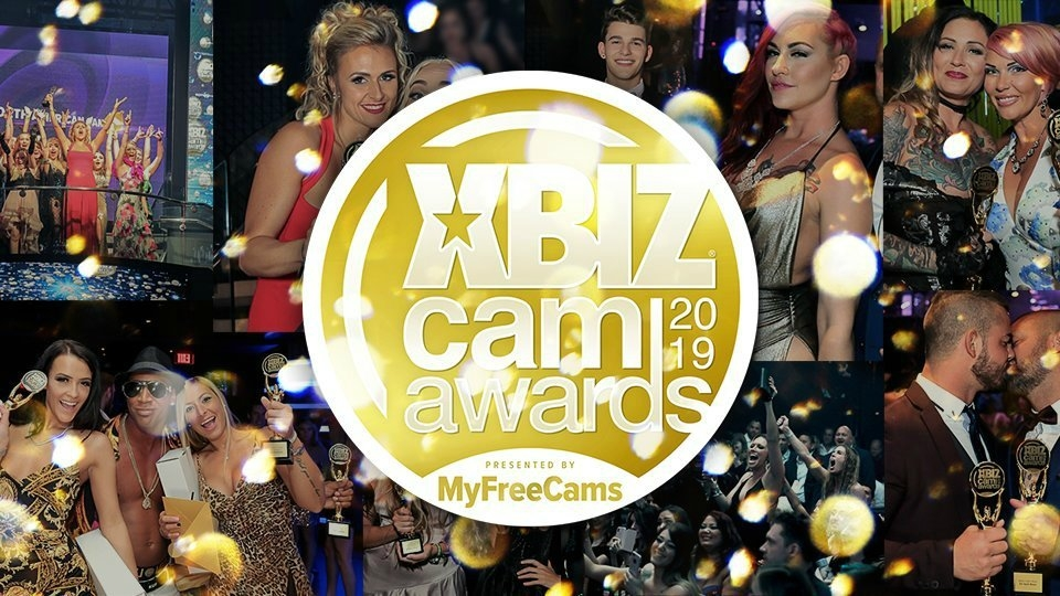 XBIZ Cam Awards 2019 Finalist Nominees Announced