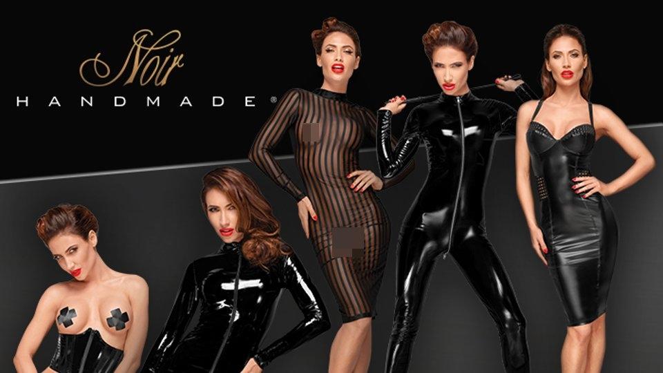 Orion Wholesale Expands 'Noir Handmade' Fetish Outfit Range