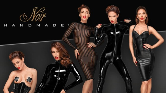 Orion Wholesale Expands 'Noir Handmade' Fetish Outfit Range