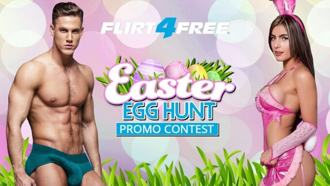 Flirt4Free Announces $20K Easter Egg Hunt