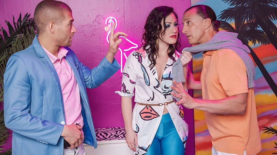 Brazzers Meets 'Miami Vice' in 'Hustle and Blow'