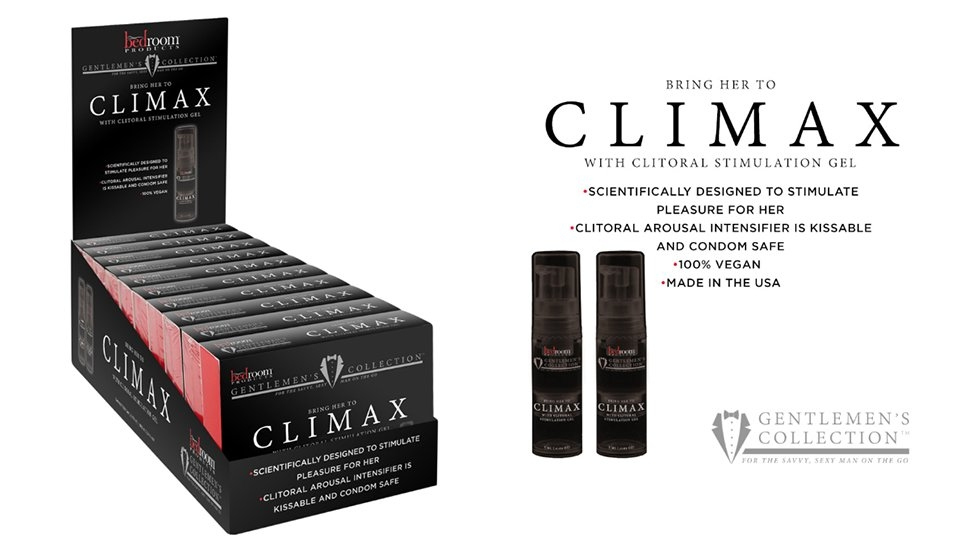Bedroom Products Now Shipping Climax Clit Stimulation Serum