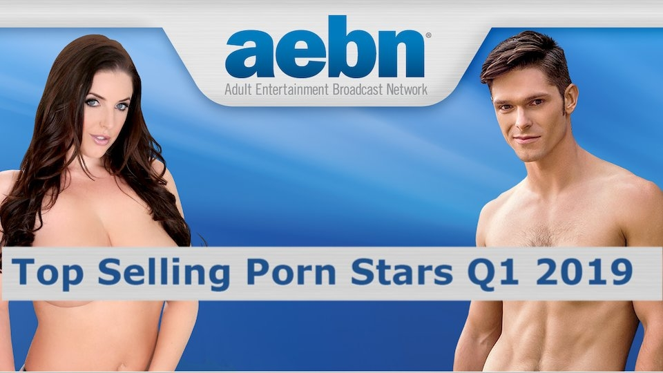 Angela White, Devin Franco Top AEBN Top Selling Stars List