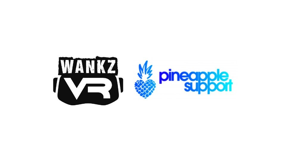 WankzVR Joins Pineapple Support as Silver Sponsor