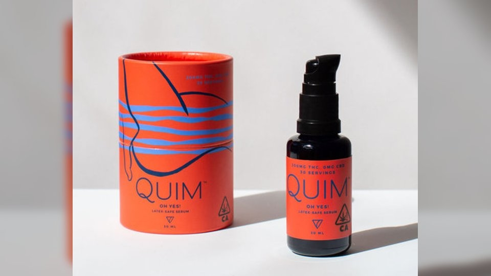 Quim Rock Debuts Oh Yes! Latex-Safe Intimate Serum