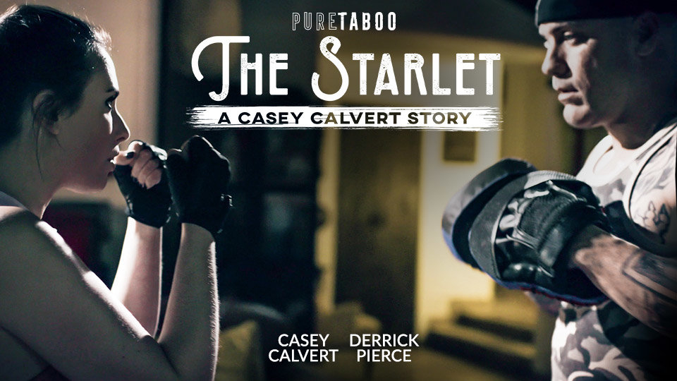 Casey Calvert Shines in Pure Taboo's 'The Starlet'