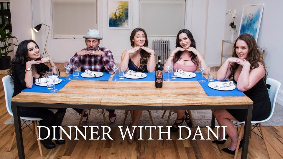 Dani Daniels Releases Full Season of 'Dinner with Dani' on Amazon