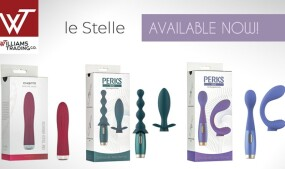 Williams Trading Now Offering Le Stelle's Perks, Charm Lines