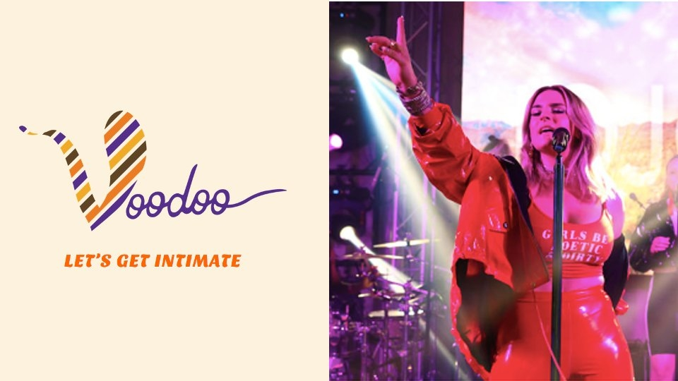 Voodoo Gives Out Vibes at Coachella, Launches Online Store