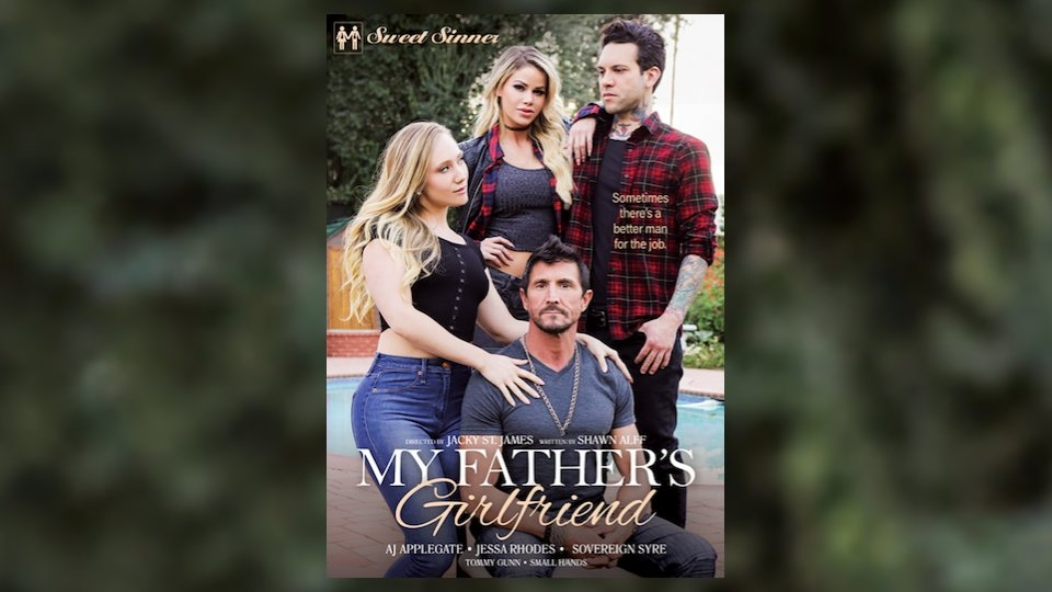 AJ Applegate Stars in 'My Father's Girlfriend' for Sweet Sinner and Jacky St. James