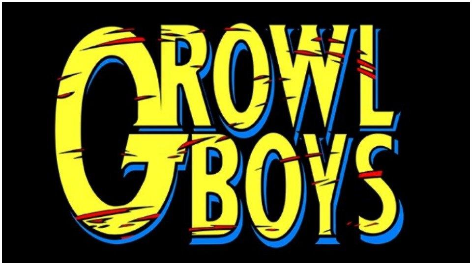 GrowlBoys Debuts Mix of Graphic Art, Transformation Fetish
