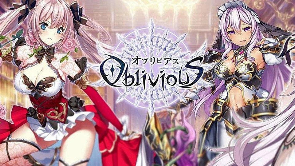 Nutaku Unleashes Steamy Female Knights in 'Oblivious X' RPG