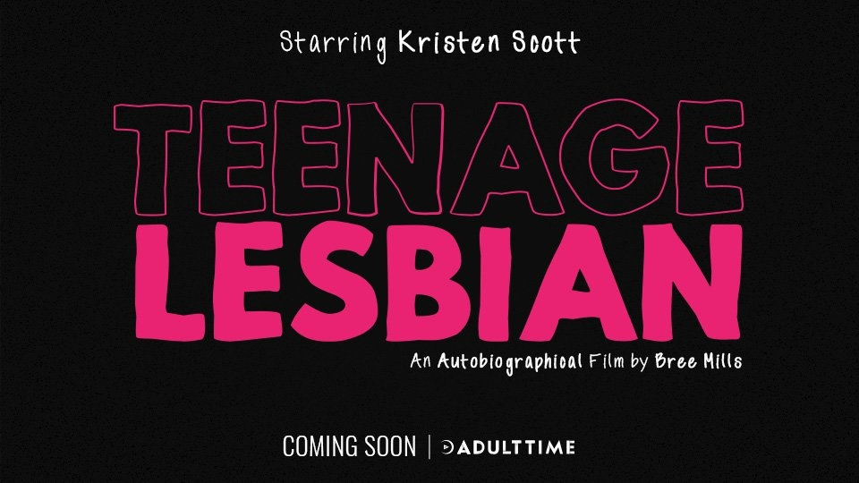 Adult Time Announces Production of Bree Mills' Biopic Drama, 'Teenage Lesbian'