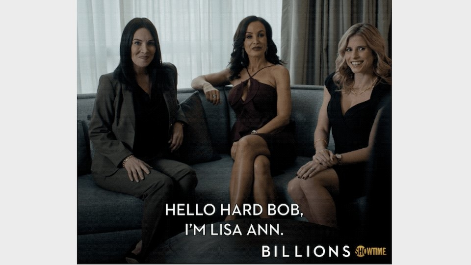 Lisa Ann, Fleshlight Featured in 'Billions' Storyline