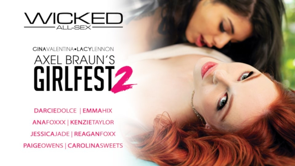 Wicked Pictures Releases 'Axel Braun's Girlfest 2'