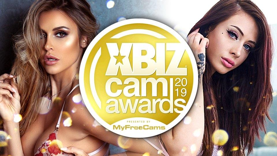 Ella Silver, Elise Laurenne to Co-Host 2019 XBIZ Cam Awards