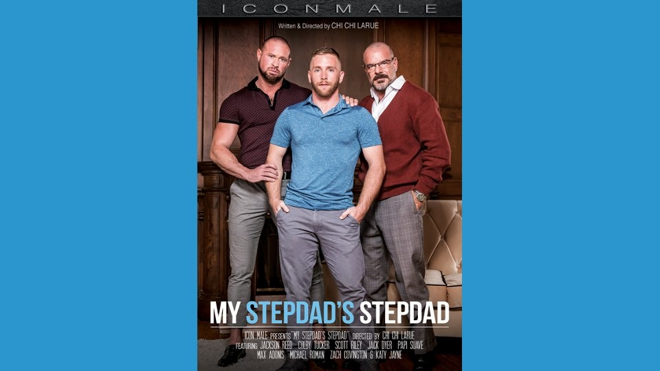 Icon Male Streets Chi Chi LaRue's 'My Stepdad's Stepdad'