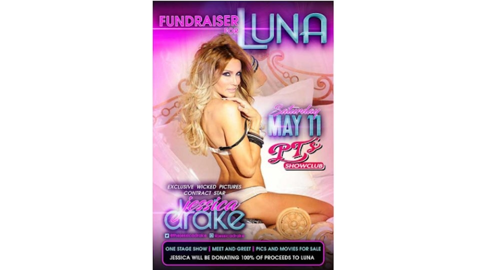 Jessica Drake to Feature at PT's Showclub for Assaulted Denver Dancer Benefit