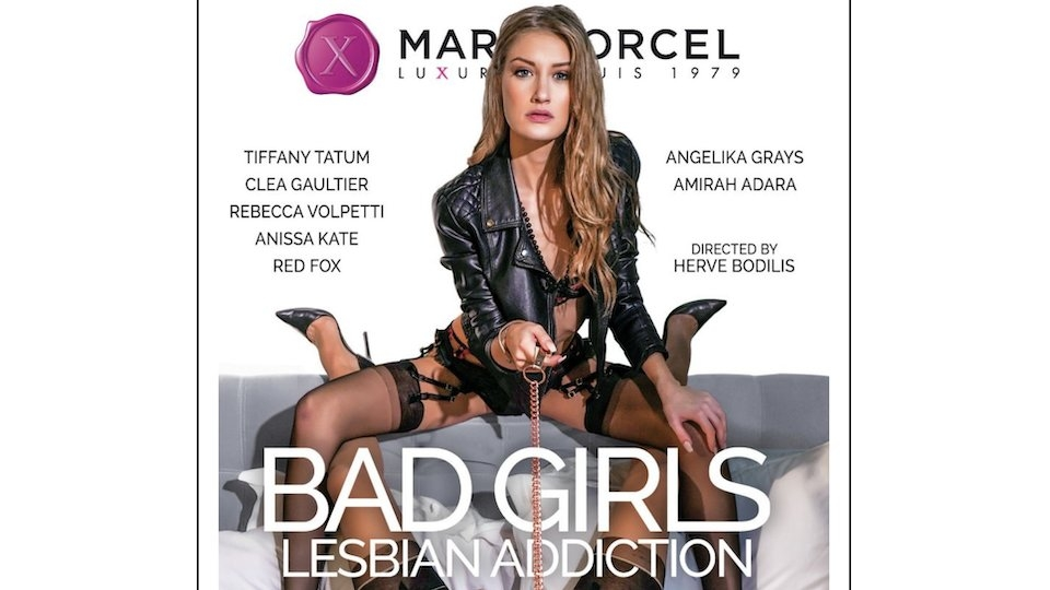 Wicked Releases Dorcel's 'Bad Girls Lesbian Addiction'