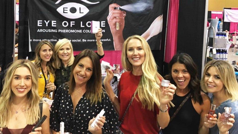 Eye of Love Reports Success at AZ Women's Expo