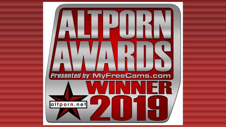 Joanna Angel, Larkin Love Among 2019 AltPorn Awards Winners