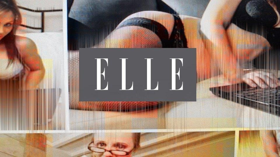 Fashion Mag Elle UK Spotlights Cam Models' Plight Under Upcoming
