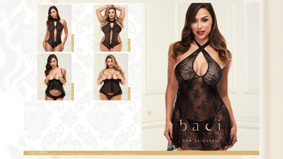 Xgen Touts Expanded White Label Collection From Baci Lingerie