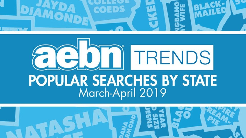 AEBN Reveals Recent Popular Searches by State
