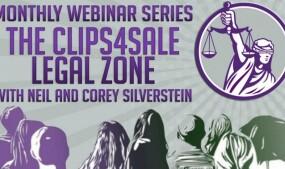 New Clips4Sale Legal Webinar Series Debuts Monday