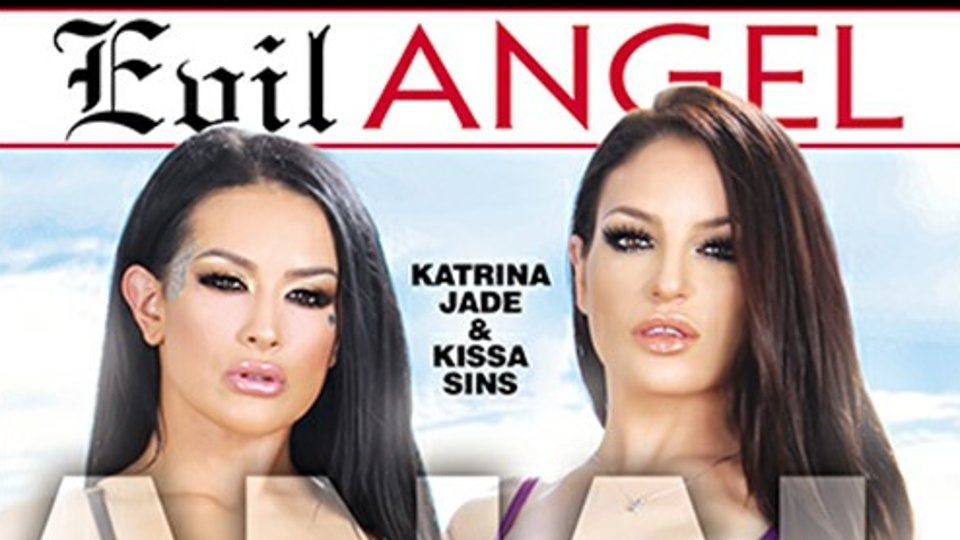 Katrina Jade, Kissa Sins Under 'Anal Investigation' for Evil Angel
