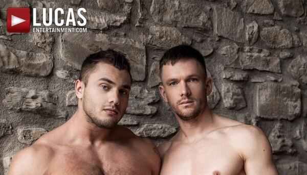 Andrey Vic, Brock Magnus Flip for Lucas Entertainment
