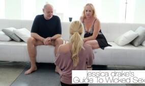 "Jessica Drake Wraps ""Guide to Senior Sex,' Debuts Teaser"