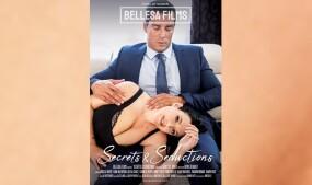 Angela White Savors 'Secrets' for Jacky St. James, Bellesa Films