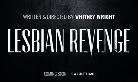 Whitney Wright to Enact 'Lesbian Revenge' on Adult Time