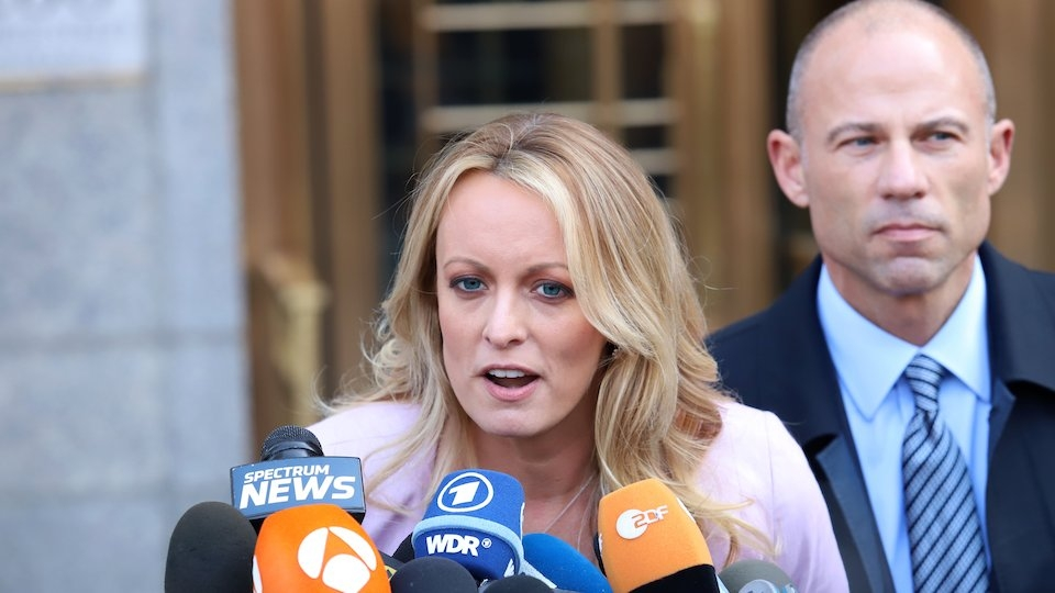 Feds: Michael Avenatti 'Diverted' Money Owed to Former Client Stormy Daniels