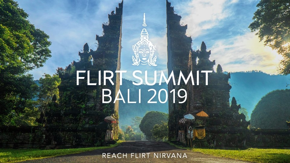 Flirt Summit Announces 2019 Bali Event for Cam Models, Studios
