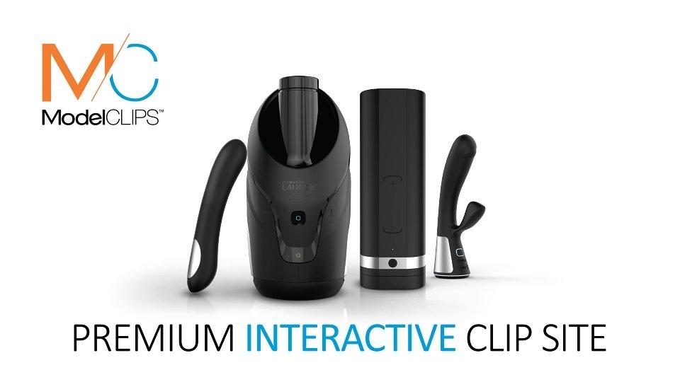 ModelClips Brings Haptics to Clip Market, Named XBIZ Miami Hospitality Sponsor