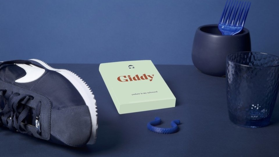 Wearable ED Device Giddy Launches on Indiegogo