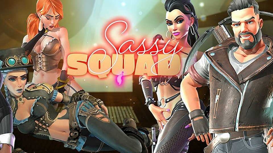 Nutaku Releases Zombie-Filled 'Sassy Squad' Role Playing Game