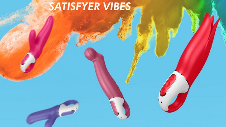Satisfyer, Museum of Sex Partner for Pride Month