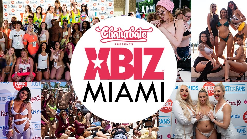 XBIZ Miami 2019: Opening Day Thunders With Rowdy Parties, Booming Crowds