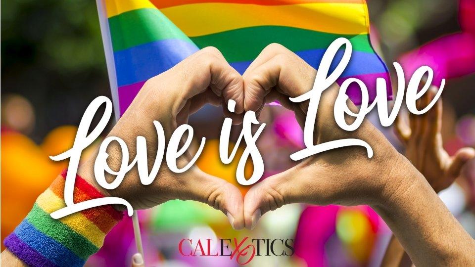 CalExotics Celebrates Pride With Promo Sale